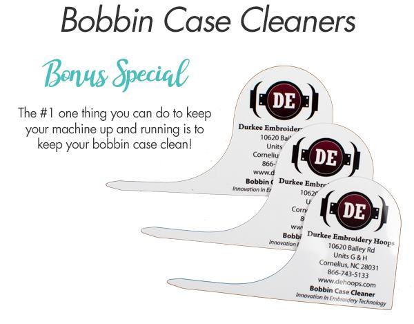 bobbin case cleaners