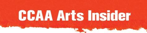 CCAA Arts Insider Header