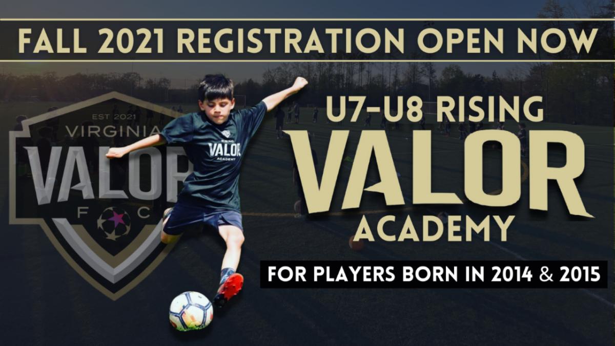 Fall 2021 Registration Open