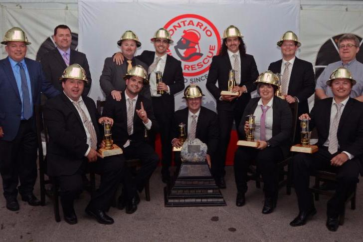 Goldcorp Musselwhite mine rescue winners