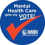 Mental Health Gets My Vote
