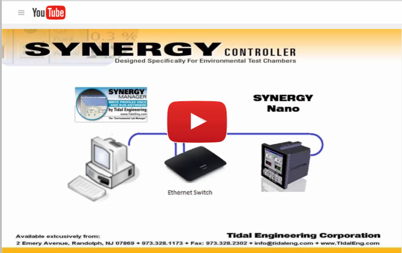Synergy Manager YouTube Video