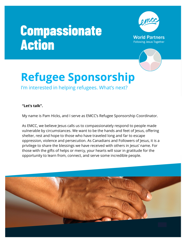 Refugee Sponsorship Guide