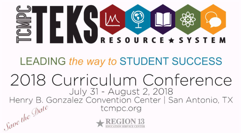 State TEKS Resource System Newsletter - Fall 2017