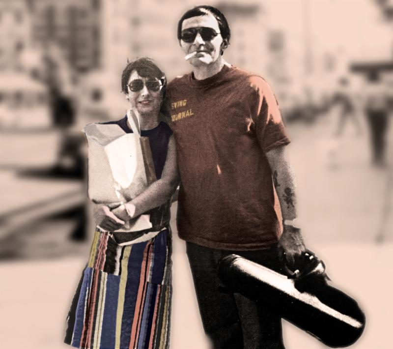 Laurie and Art Pepper