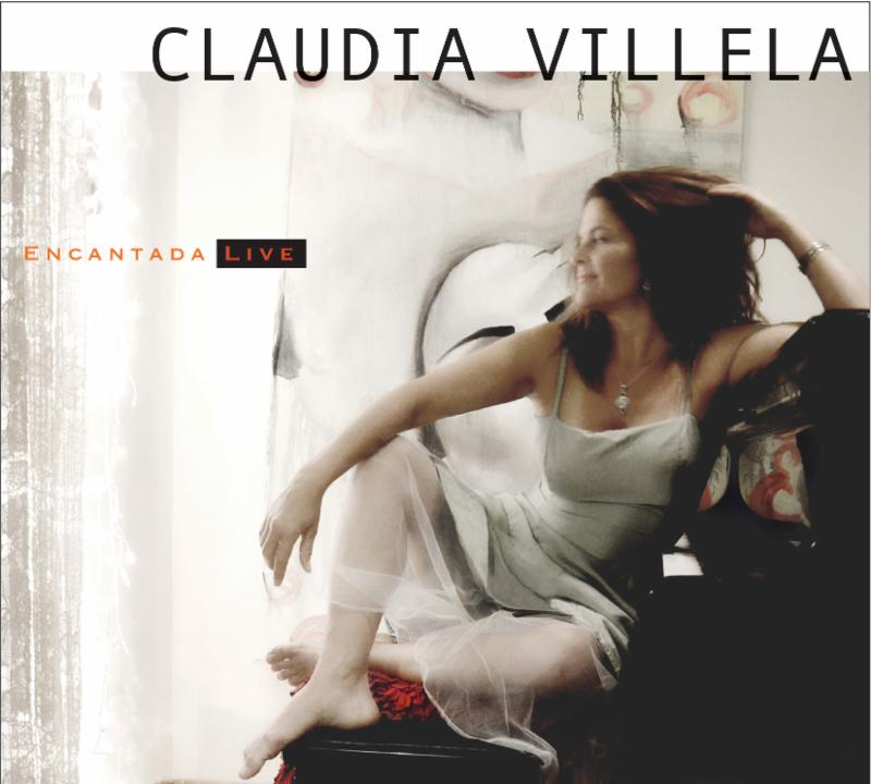 Claudia Villela Encantada Live