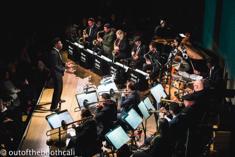Marcus Shelby Orchestra