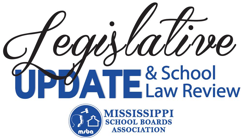 Legislative Update & School Law Review logo