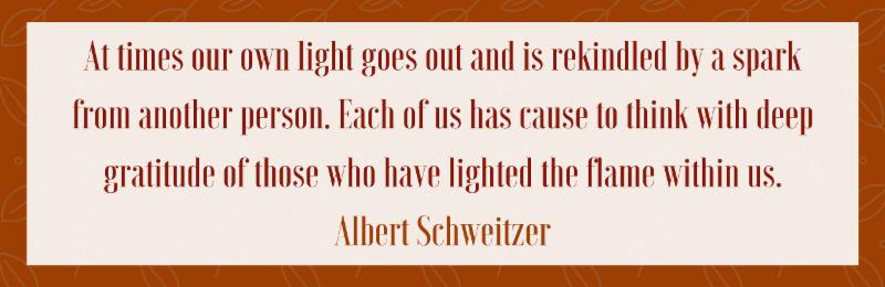 Albert-Schweitzer-quote