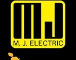 MJ Electric Logo