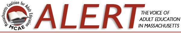 MCAE Alert banner
