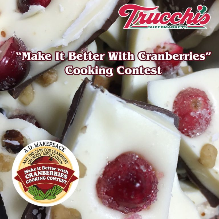 Make it Better with Cranberries!