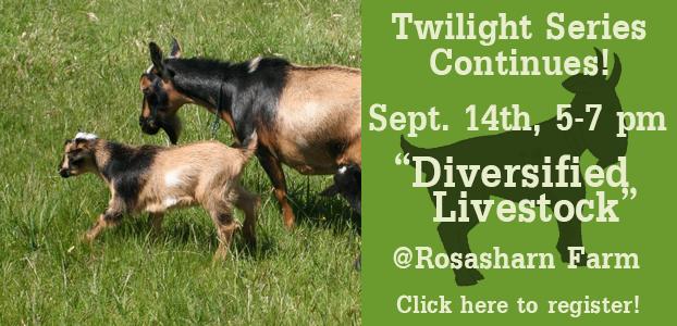 Diversified Livestock Twilight Workshop