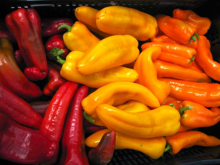 Langwater Farm Peppers