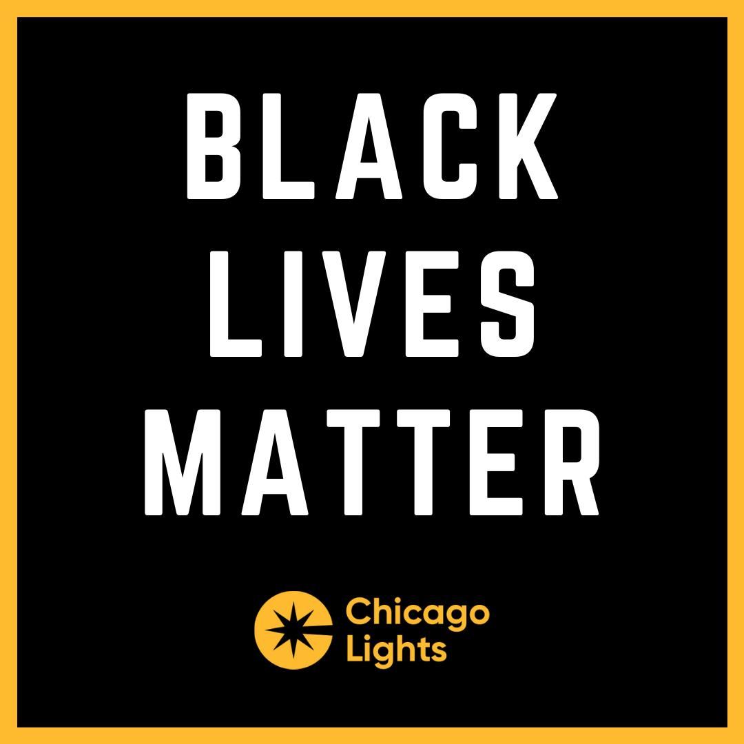Black Lives Matter square