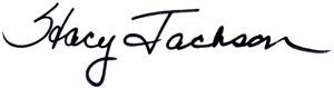 Stacy Jackson signature