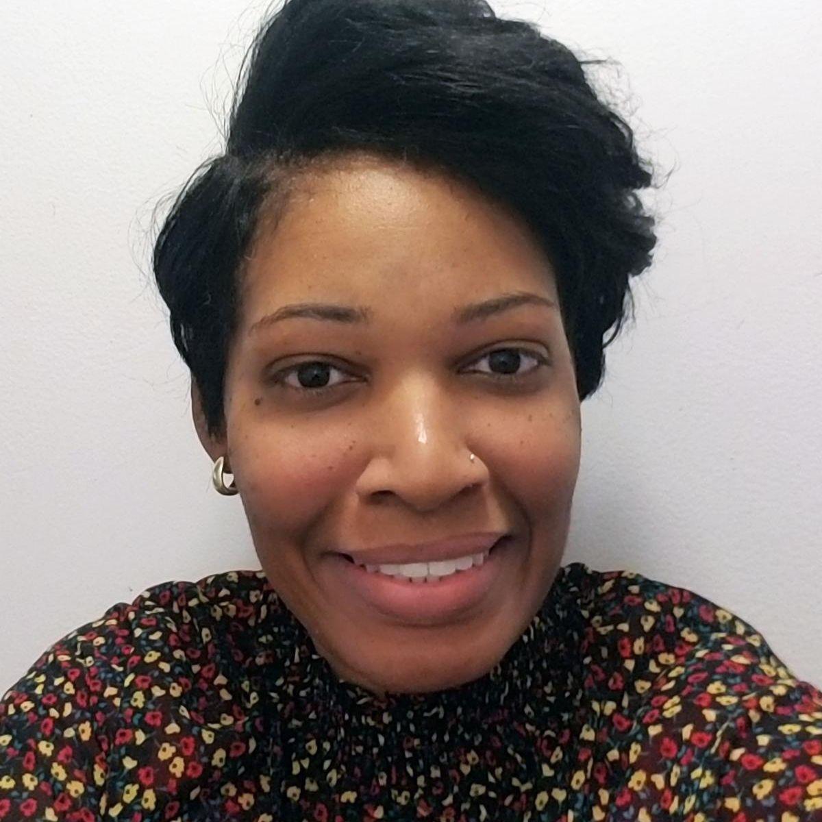RaShonn Roberts Stable Housing Case Manager