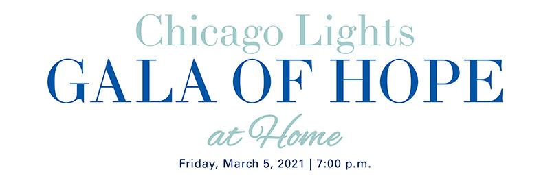 Gala of Hope at Home Banner 2021