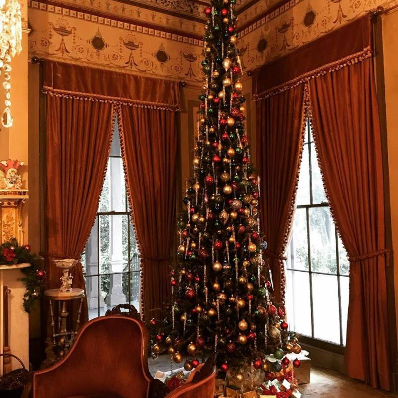 A Very Merry Christmas at AHC House Museums