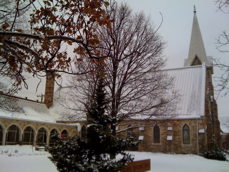 Trinity Winter 1