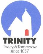 Trinity Red Door Blue Sky