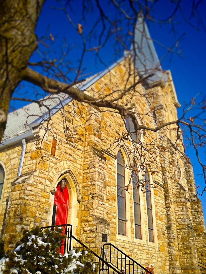 Trinity, Red Door