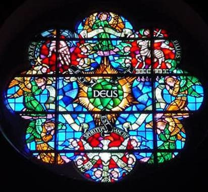Trinity Rose Window