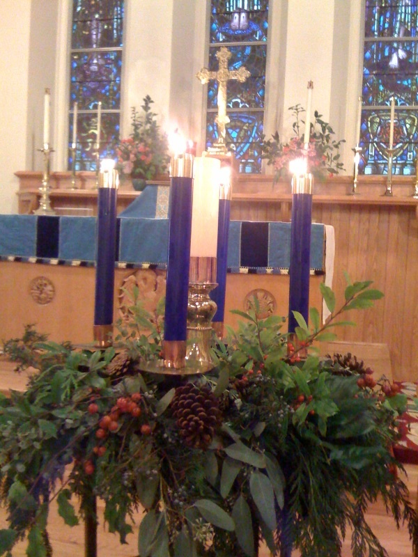 Advent IV Wreath