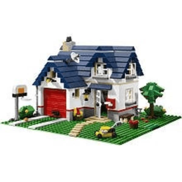 Lego House-STEM
