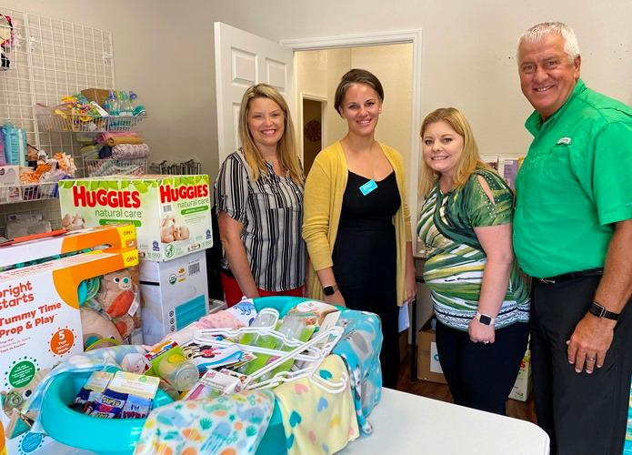 DONATION TO PREGNANCY SOLUTIONS