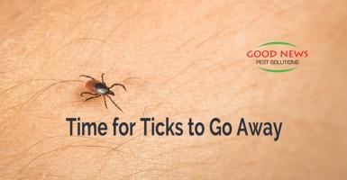 Time for Ticks to Go Away