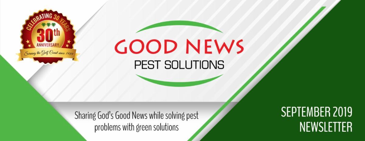 GNPS September 2019 Newsletter