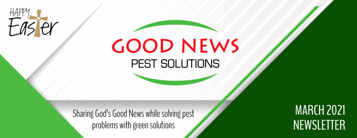 Good News Pest March newsletter
