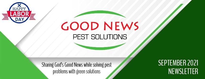 Good News September newsletter