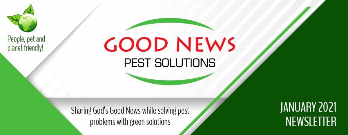 Good News January 2021 Newsletter