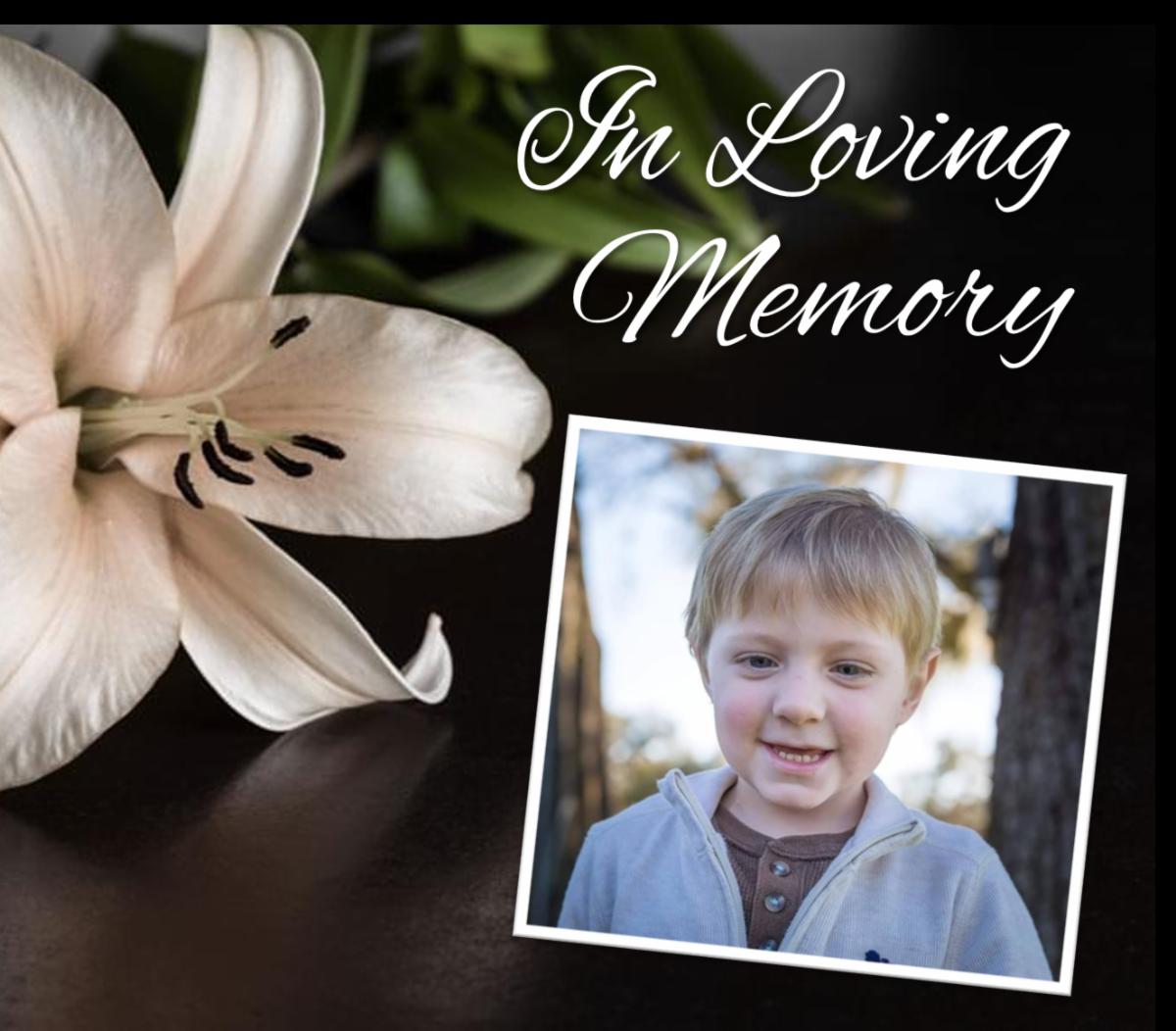 In Memory of Clayton