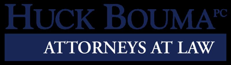 Huck Bouma Logo - Transparent background
