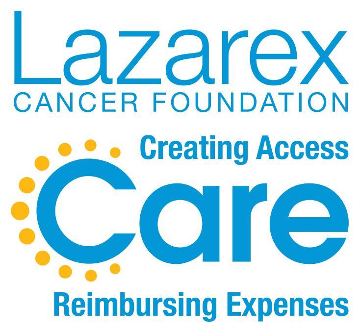 Lazarex CARE logo