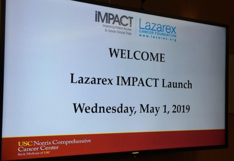 USC Impact launch
