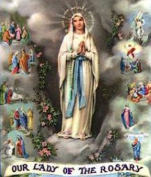 our lady of hte rosary