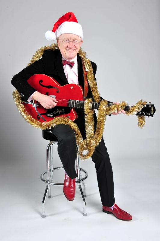 Peter Asher Xmas style