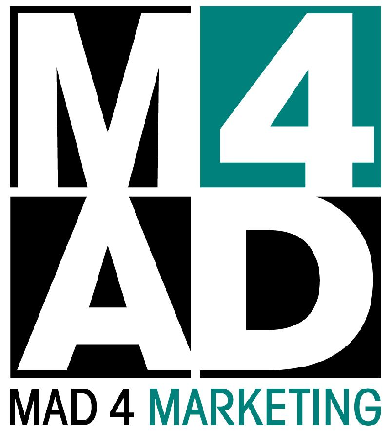 Mad 4 Marketing Small Logo