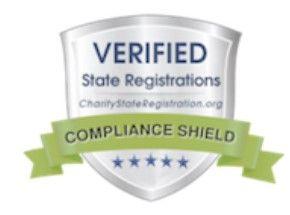 Nonprofit Registration Verified Logo