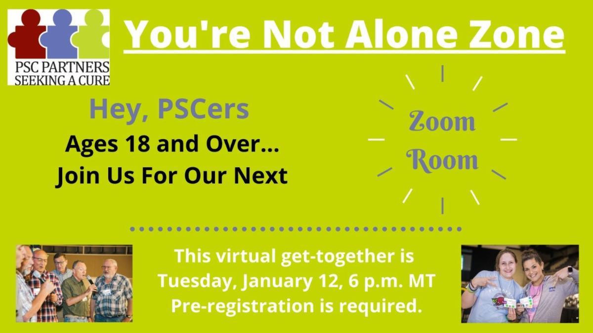 PSC Partners ZoomRoom Slide