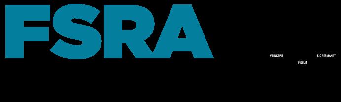 FSRA logo