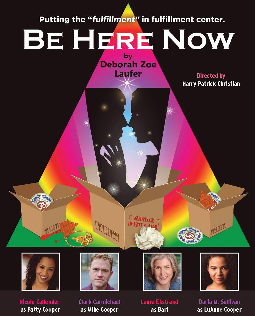 Be Here Now 2020