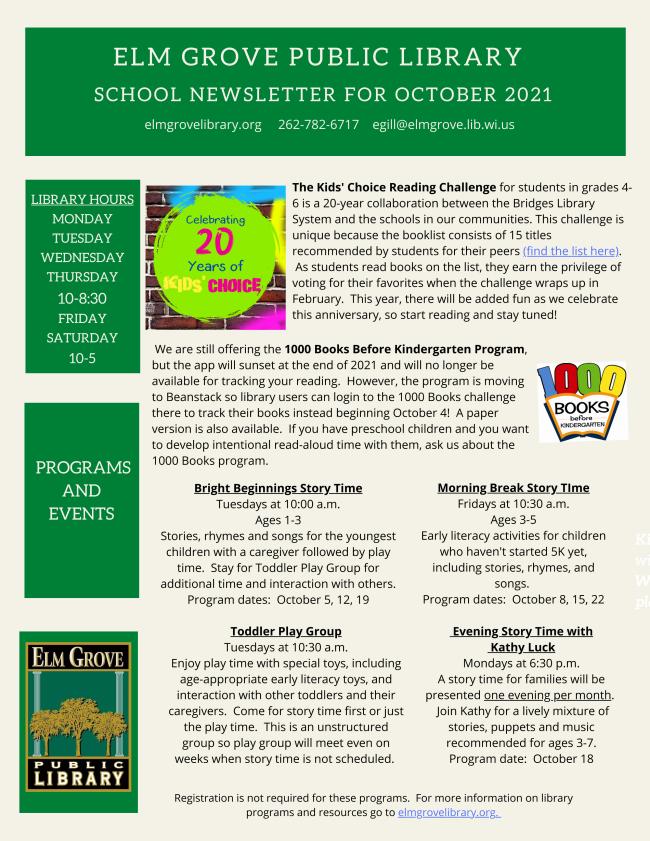 Elm Grove Library October  2021 School Newsletter _1_.png