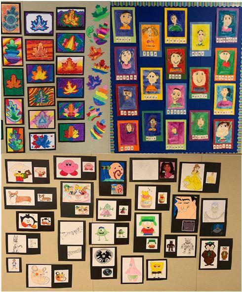 Hallway Art October 4.JPG