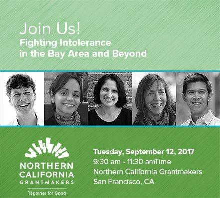 NCG Sept 12 Fighting Intolerance Panel