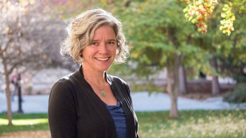 A portrait of Dr. Jill Lindsay Harrison